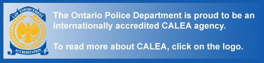 Ontario Ohio Police USA